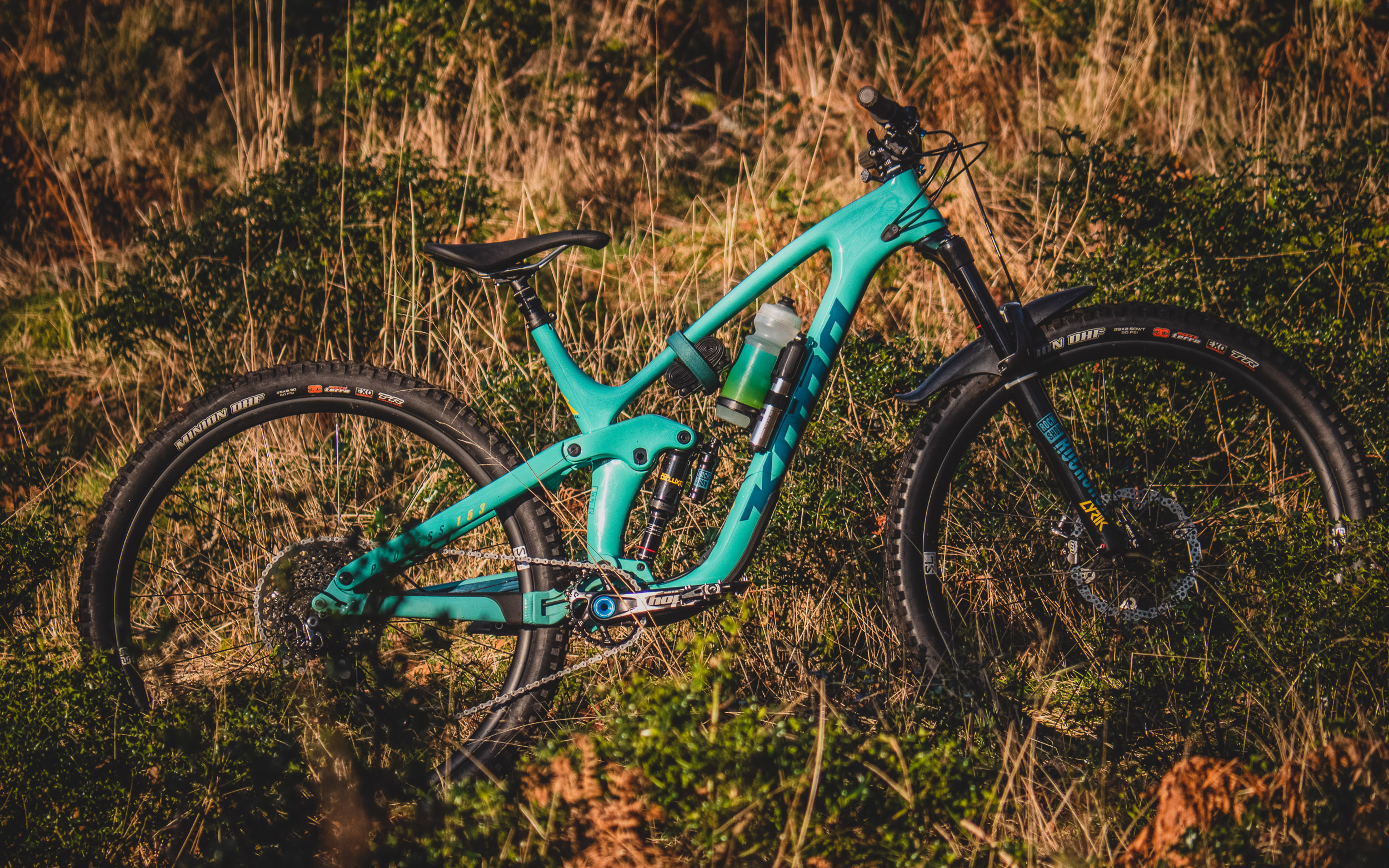 Kona Dream Builds: Graham Beaumont's Earthy Sea Foam Process 153 CR