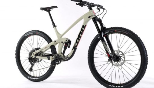"Mountain Bike Action Reviews The Process 153 CR DL 29 ""The Process was made for the descents"""