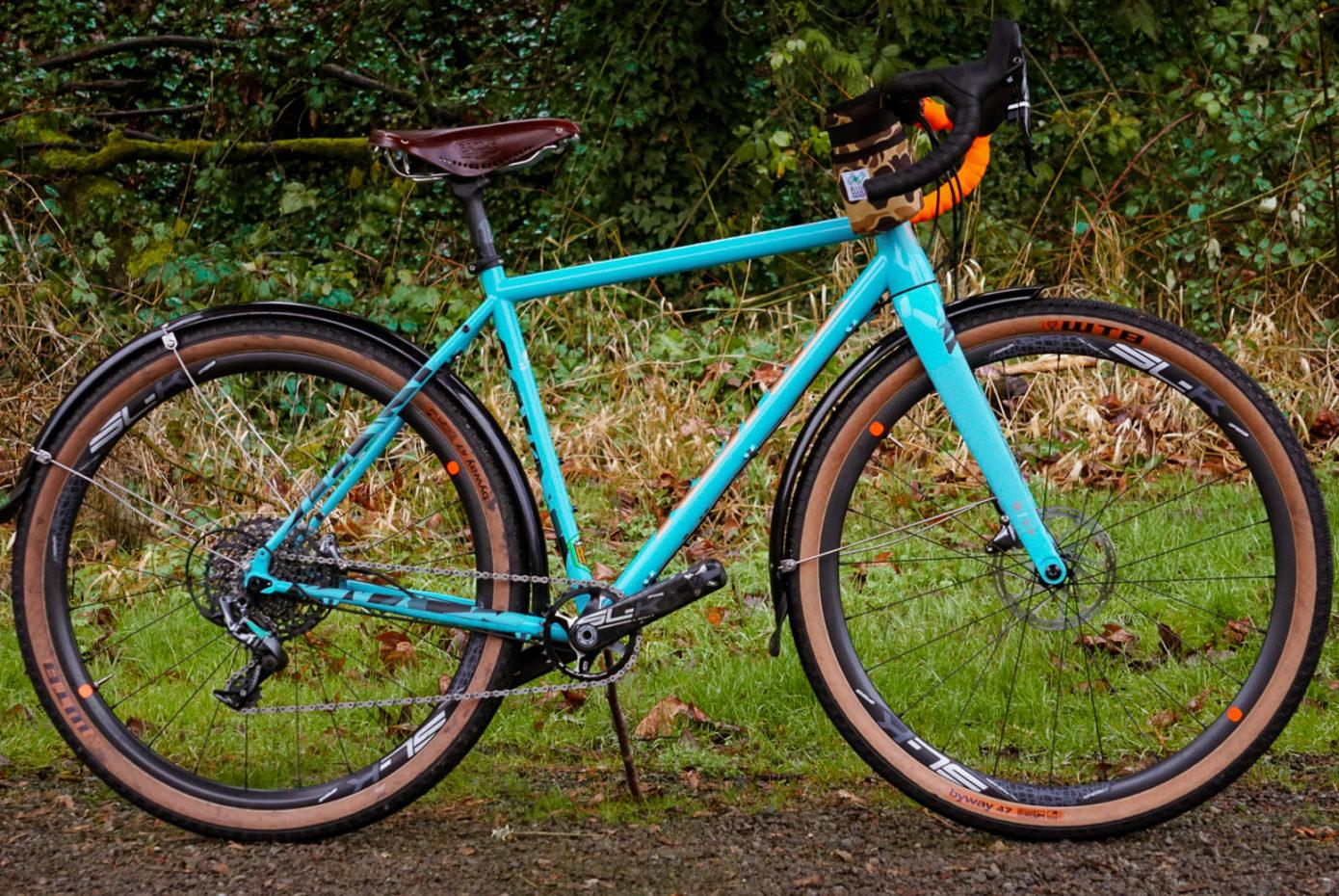 e418b657dce Kona Dream Builds: The Bearded Bike Packer's Fully Loaded Rove LTD