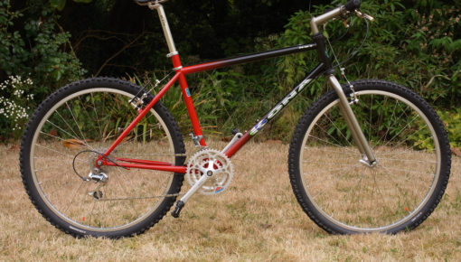 Kona Dream Builds: Sandor's 1993 Tom Teesdale Built Kona Hot