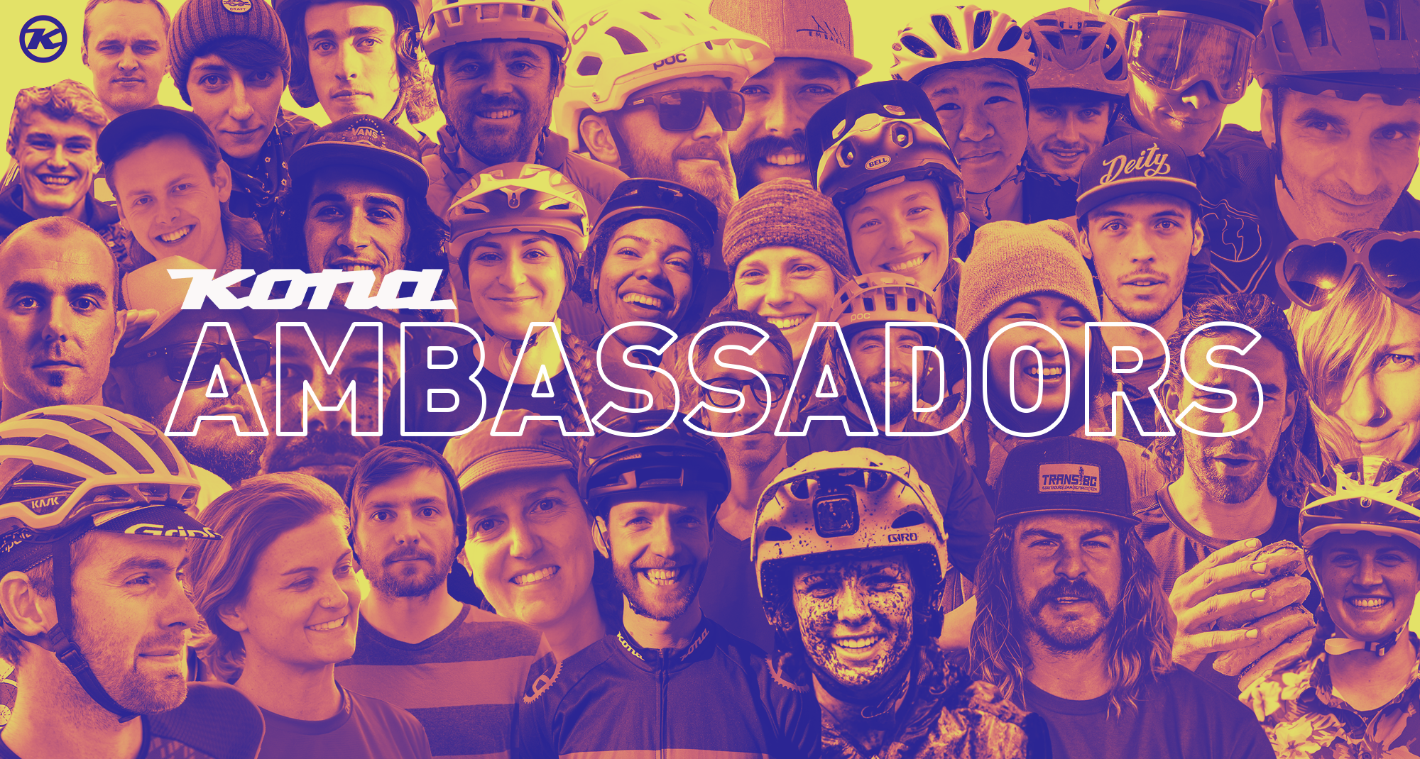 Announcing the Kona Ambassadors!