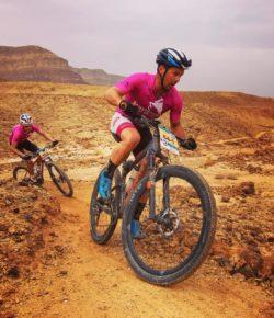 Cory Wallace Reports on Winning the Samarathon Desert Race