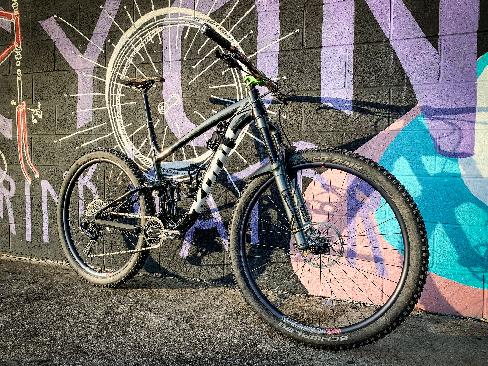 Kona Dream Builds: Mikey's Not Quite a Process Satori