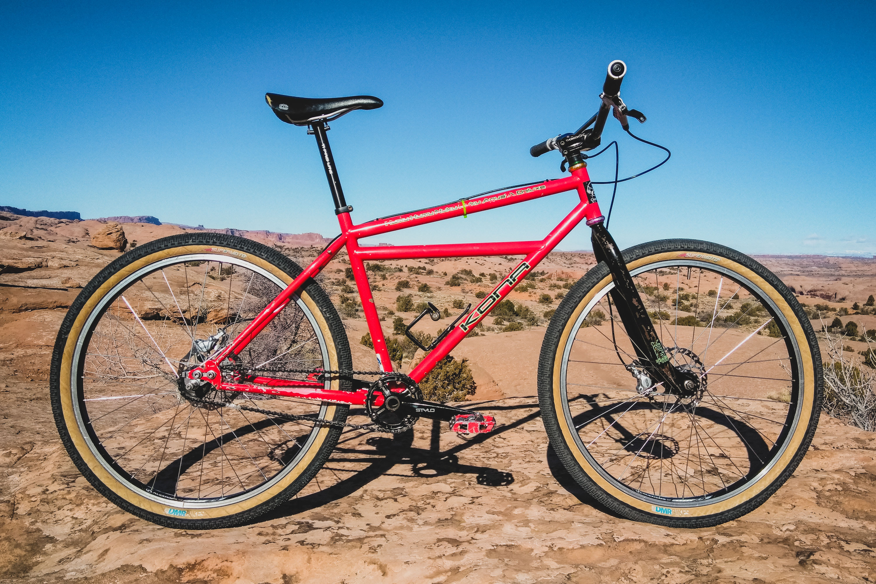 Kona Dream Builds: Jarrod's Well Loved Humu Humu Nuku Nuku Apua'A Deluxe Has Seen Things
