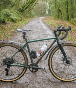 Gravel Grinding at Forest Park