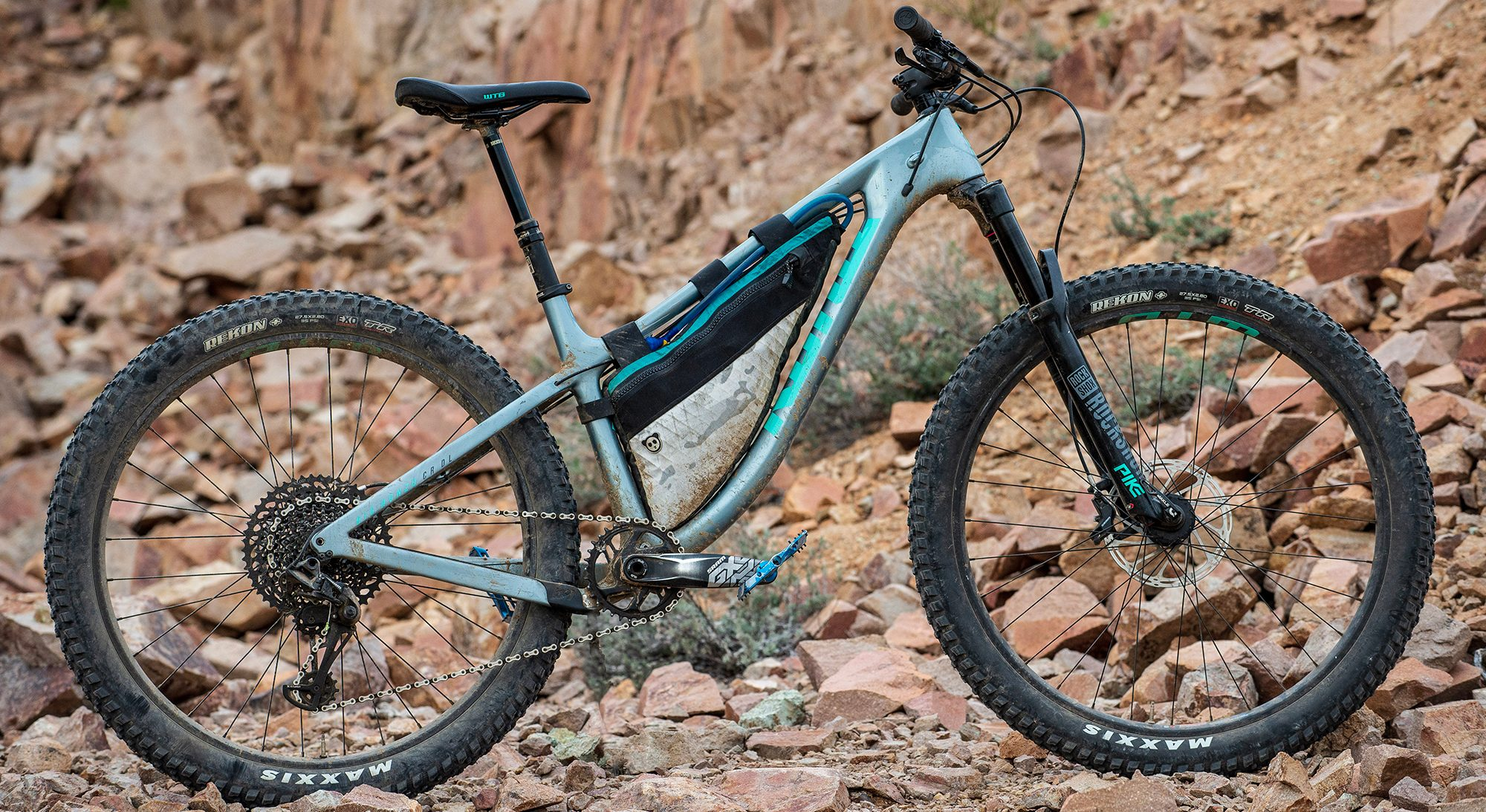 "The Radavist Reviews The Big Honzo CR DL ""This bike has been so much fun that I haven't touched my full suspension"""