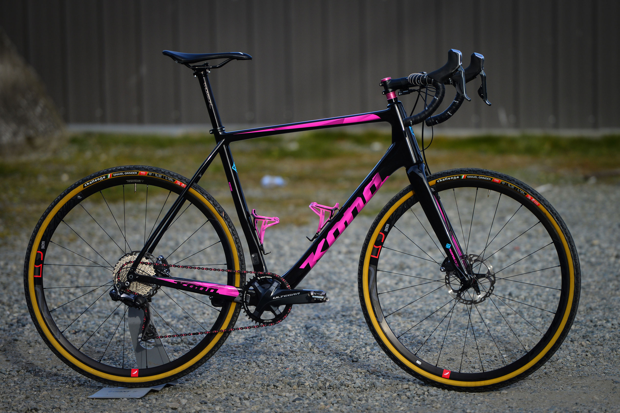 Kona Dream Builds: Pretty in Pink – Chad's Custom Super Jake