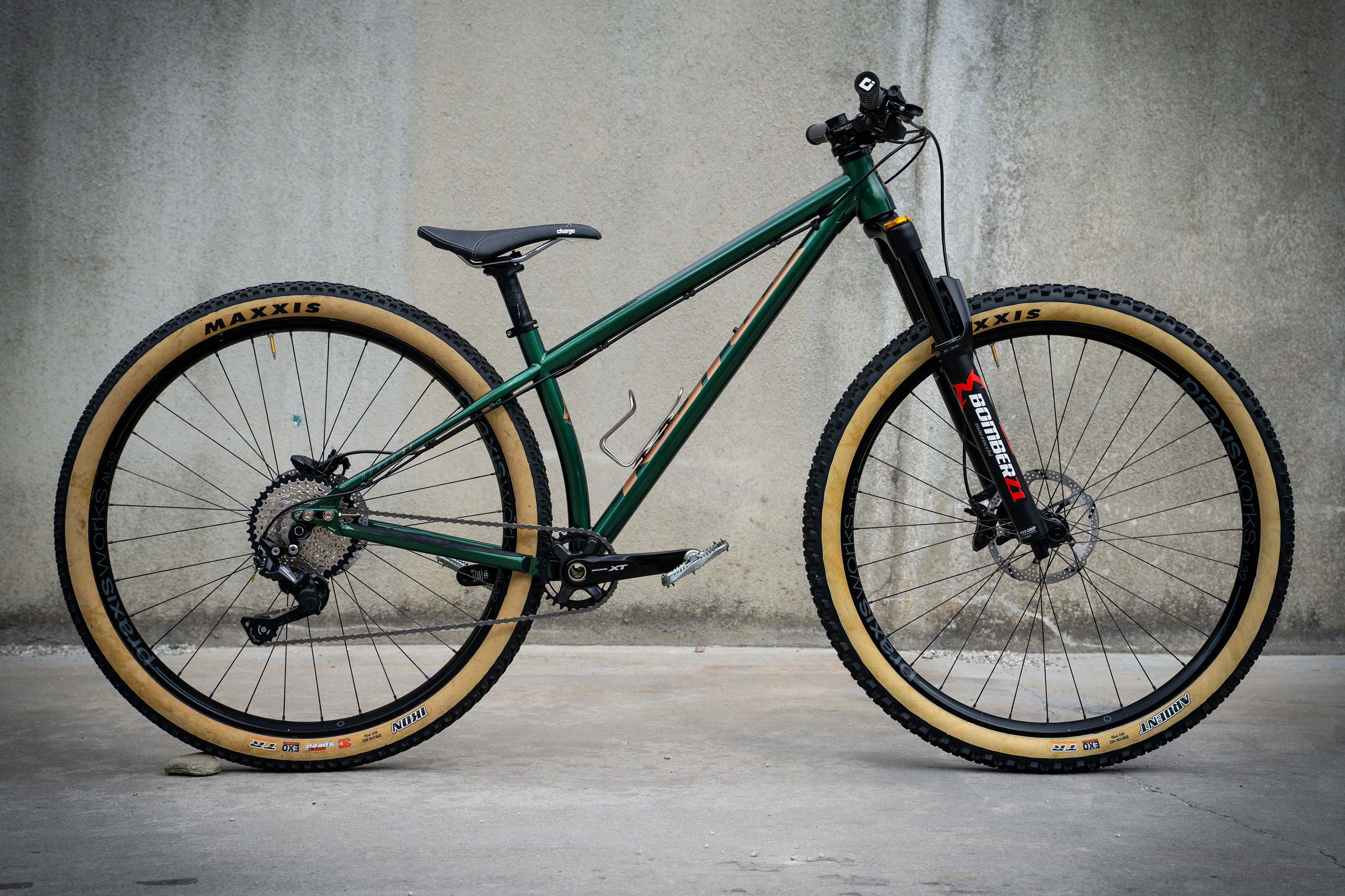 Kona Dream Builds: Matt's Cute Little Honzo