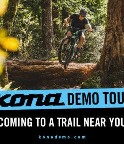 California, the KONA demo tour is headed your way!