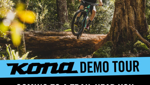 Alberta, the KONA demo tour is headed your way!