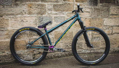Kona Dream Builds: Murray's Shonky is a Weapon of Dirt Destruction