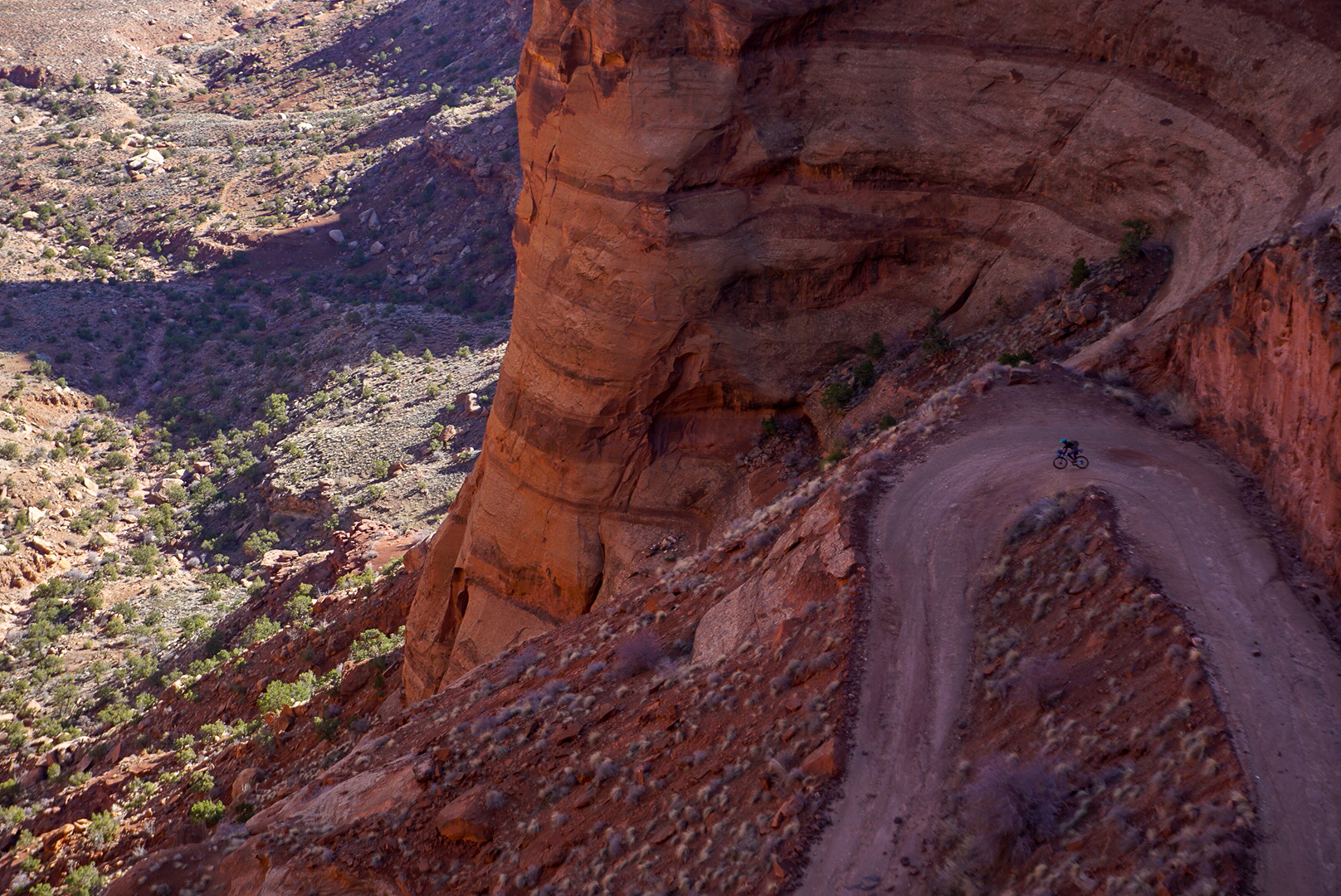 Bikepacking: The White Rim Trail