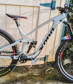 Kona Dream Builds: Craig's Mud Rugging Process CR DL 29