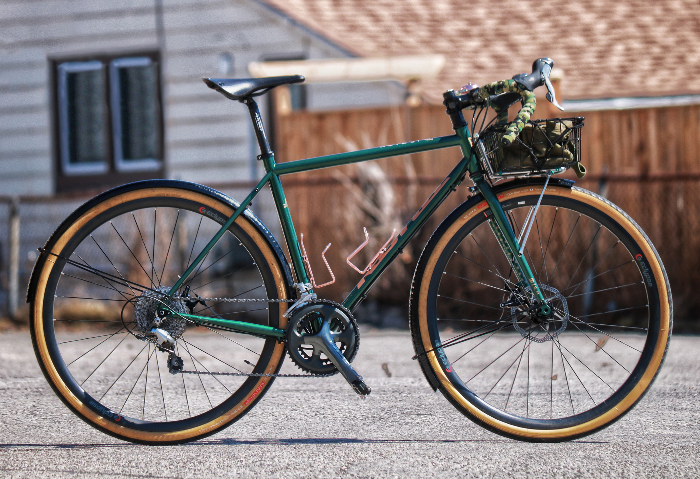 Kona Dream Builds: The Complete Commuter, David's Rove St