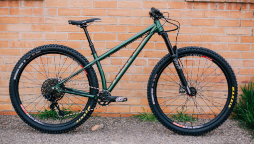 Kona Dream Builds: Grassroots Cycles Custom Steel Honzo