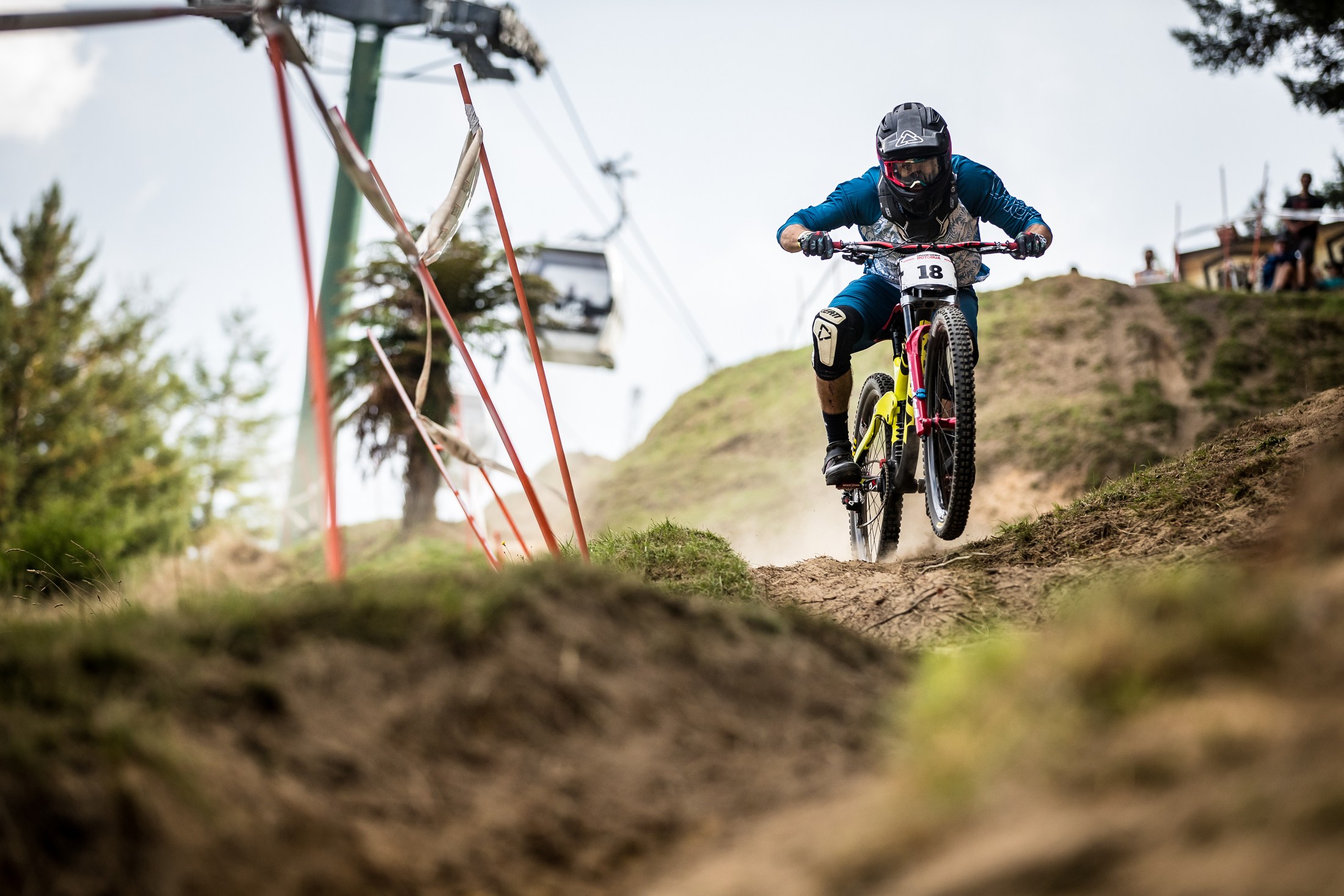 Jackson Frew and Connor Fearon finsh  first and second at 2019 DH Oceanias