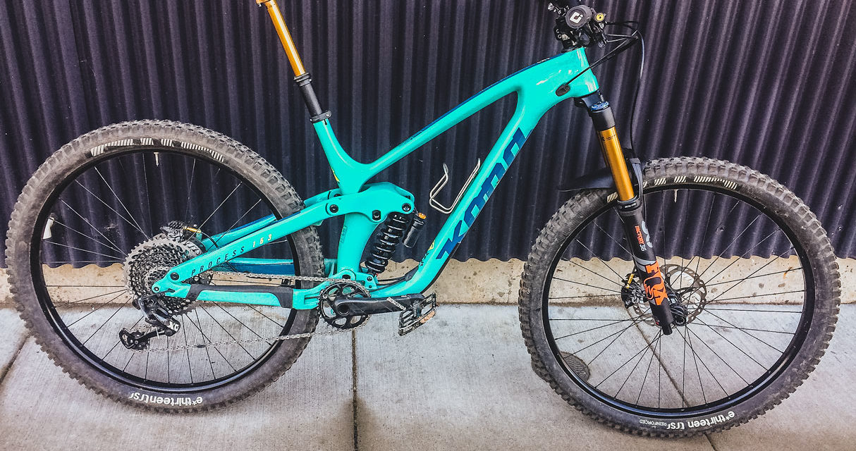 Kona Dream Builds: Second Time's a Charm for Cary's Process CR 29
