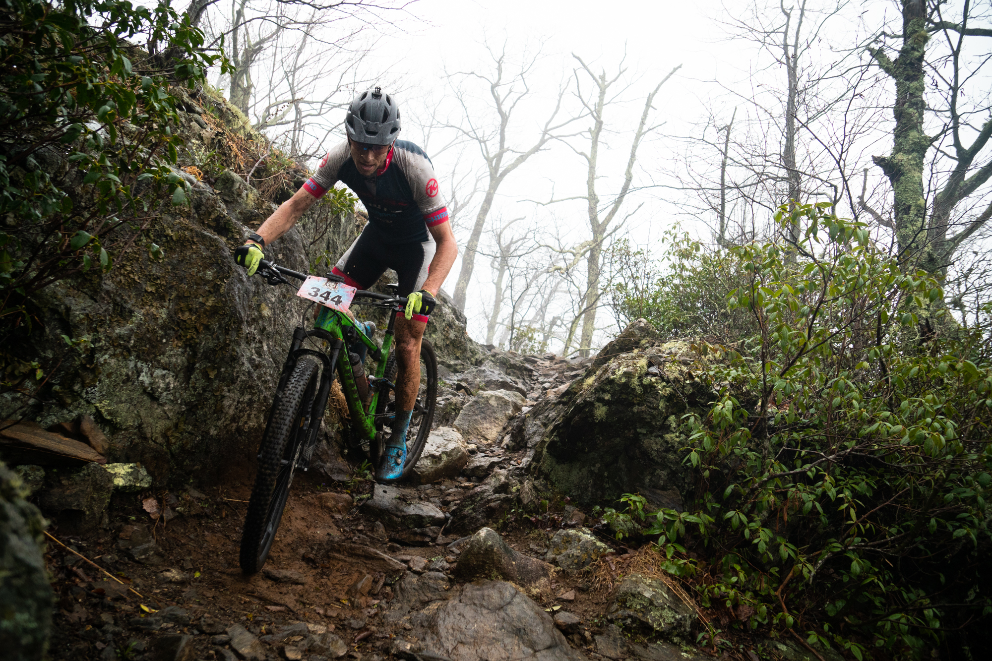 Kerry Werner Wins Pisgah Stage Race Enduro and Vlogs about it!