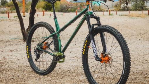 "Kona Dream Builds: Jeff Builds himself a Honzo ST ""Forever Bike"""