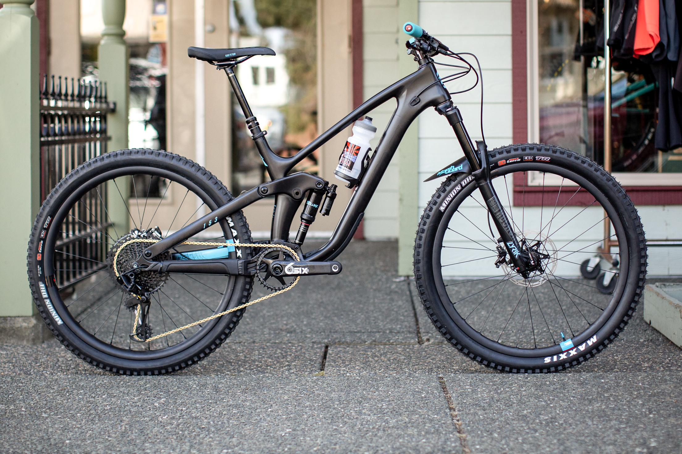 Kona Dream Builds: Jef's Out of the Blue Process CR 275
