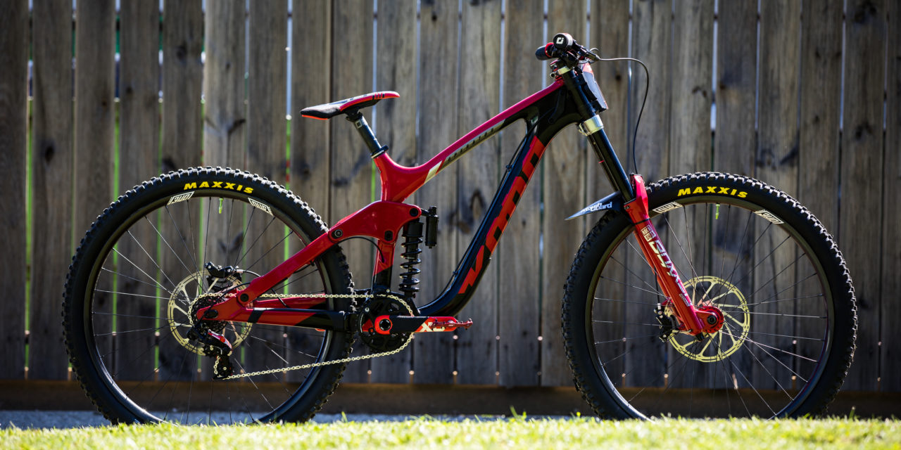 Kona Dream Builds: Connor Fearon's World Cup Slaying Operator CR