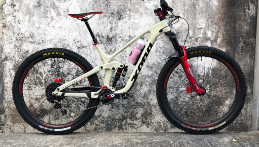 Kona Dream Builds: Weird Science – Daryl Ong's Process CR DL 29