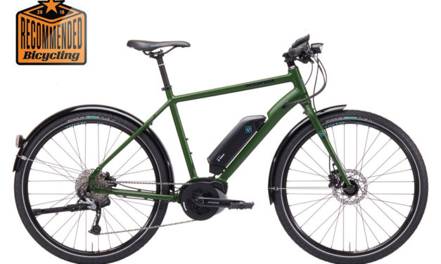 Bicycling Magazine Recommend The Kona Dew E