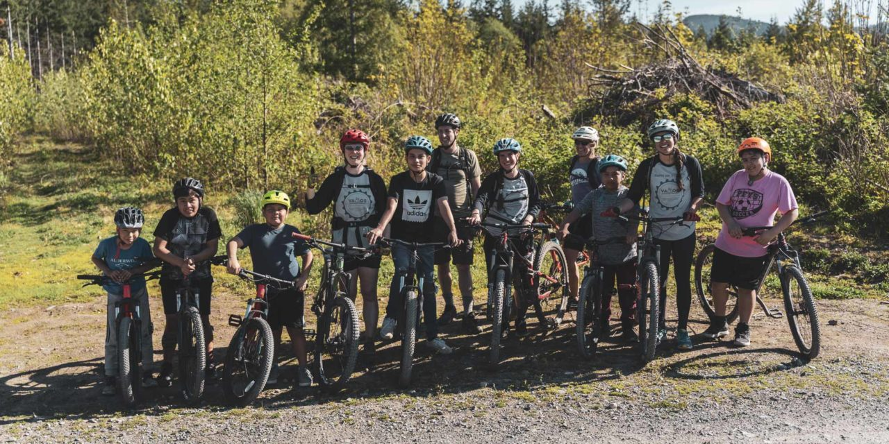 Kona And the Vamos Outdoor Project Team Up To Get More Kids on Bikes!