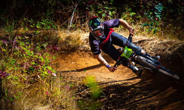 Connor Fearon Rides Honzo CR to Enduro Win