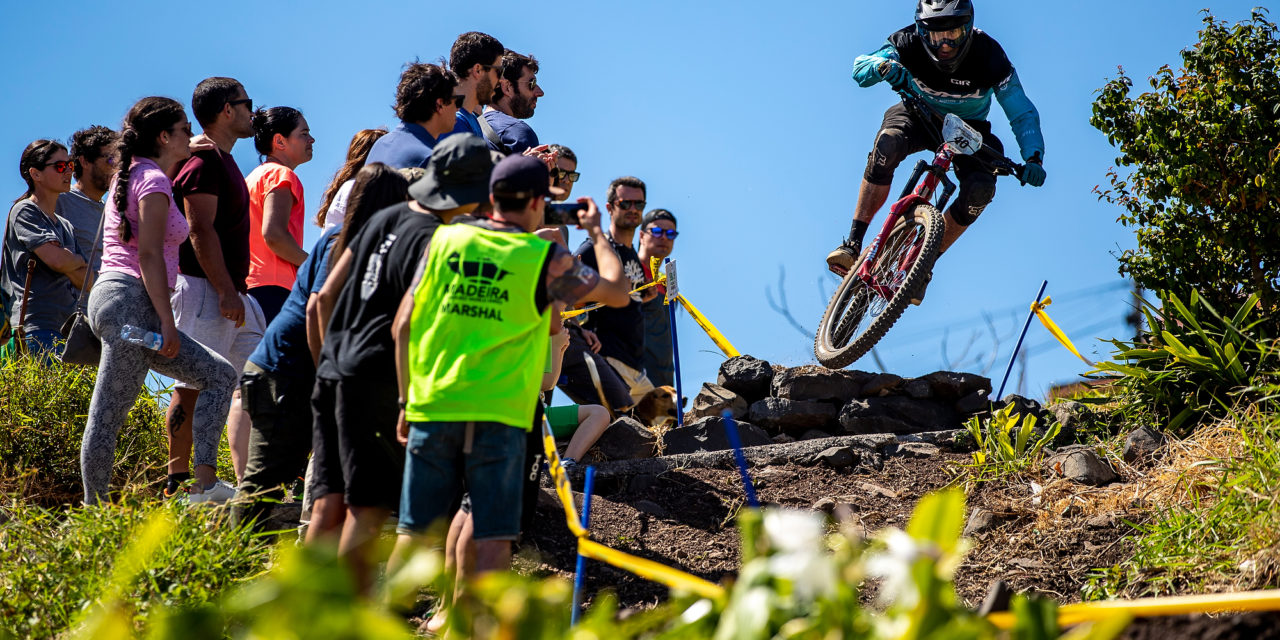The Kona Gravity Team take on EWS Round Three in Madeira