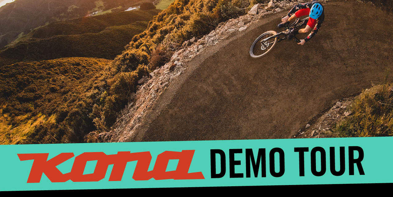 Colorado & Utah, the KONA Demo Tour is headed your way!