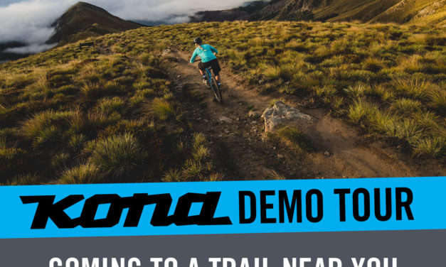 British Columbia, the KONA Demo Tour is headed your way!