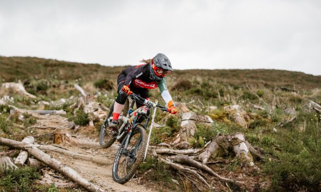 Leah Maunsell Wins the Latest Round of the Irish National Enduro.