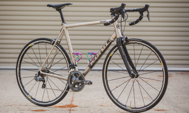 Ti Tuesdays With Kona: Seth's  Ti Esatto Commuter