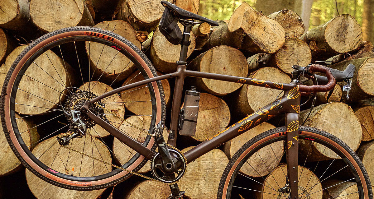 Kona Dream Builds: Jérôme's Chocolate Coated Libre Looks Good Enough to Eat!