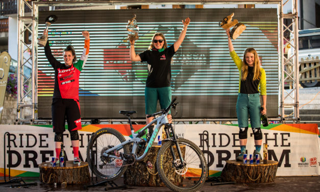 Kona Enduro Riders Take Over the U21 Podium at EWS Round Four
