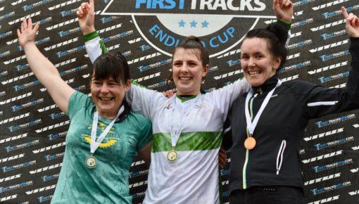 Kona Ambassador Leah Maunsell is the Irish National Champ!