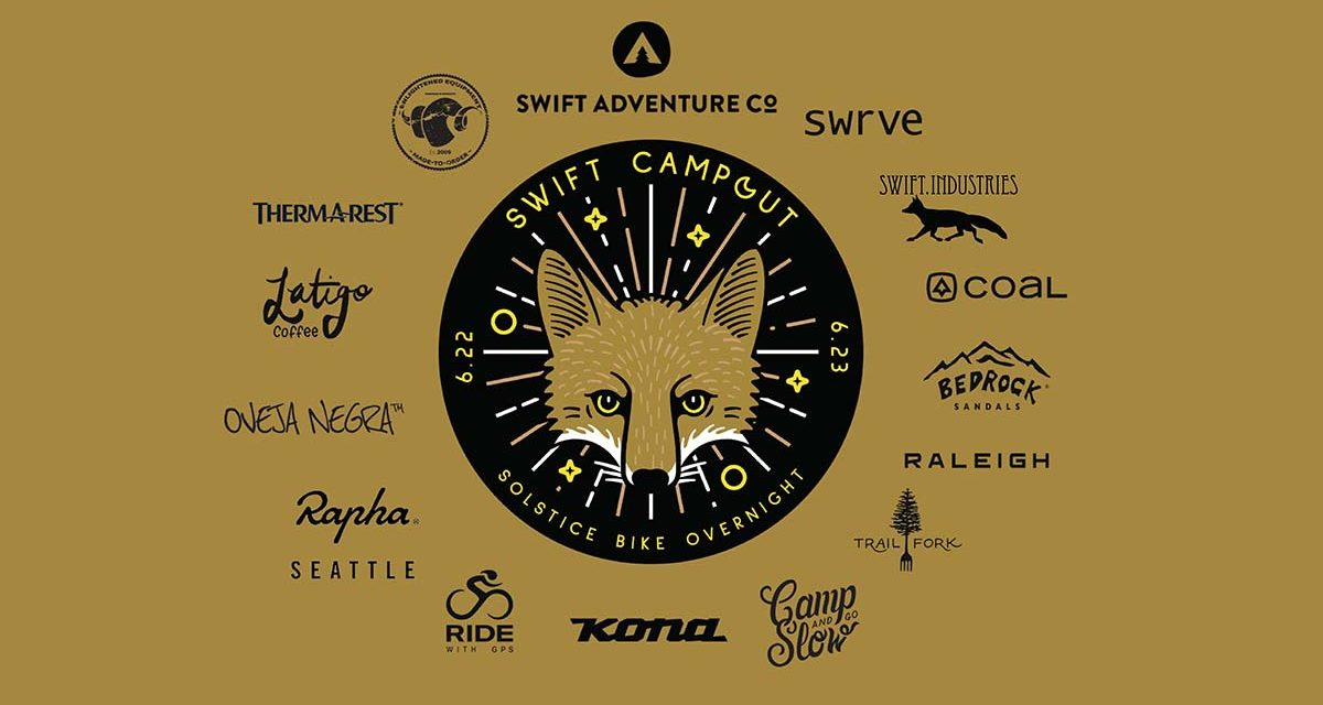 The Swift Campout is Coming!