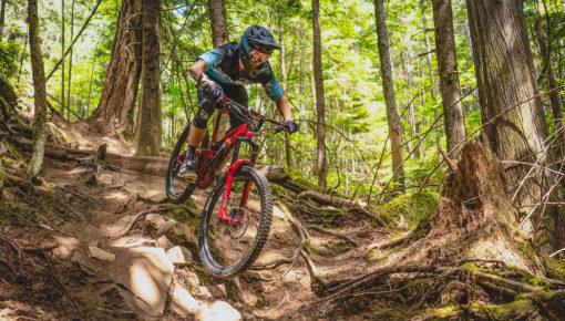 Rhys Verner Wins Squamish Enduro on Home Turf