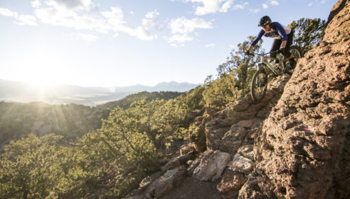 Endless Summer Days At Highland Mountain Bike Park