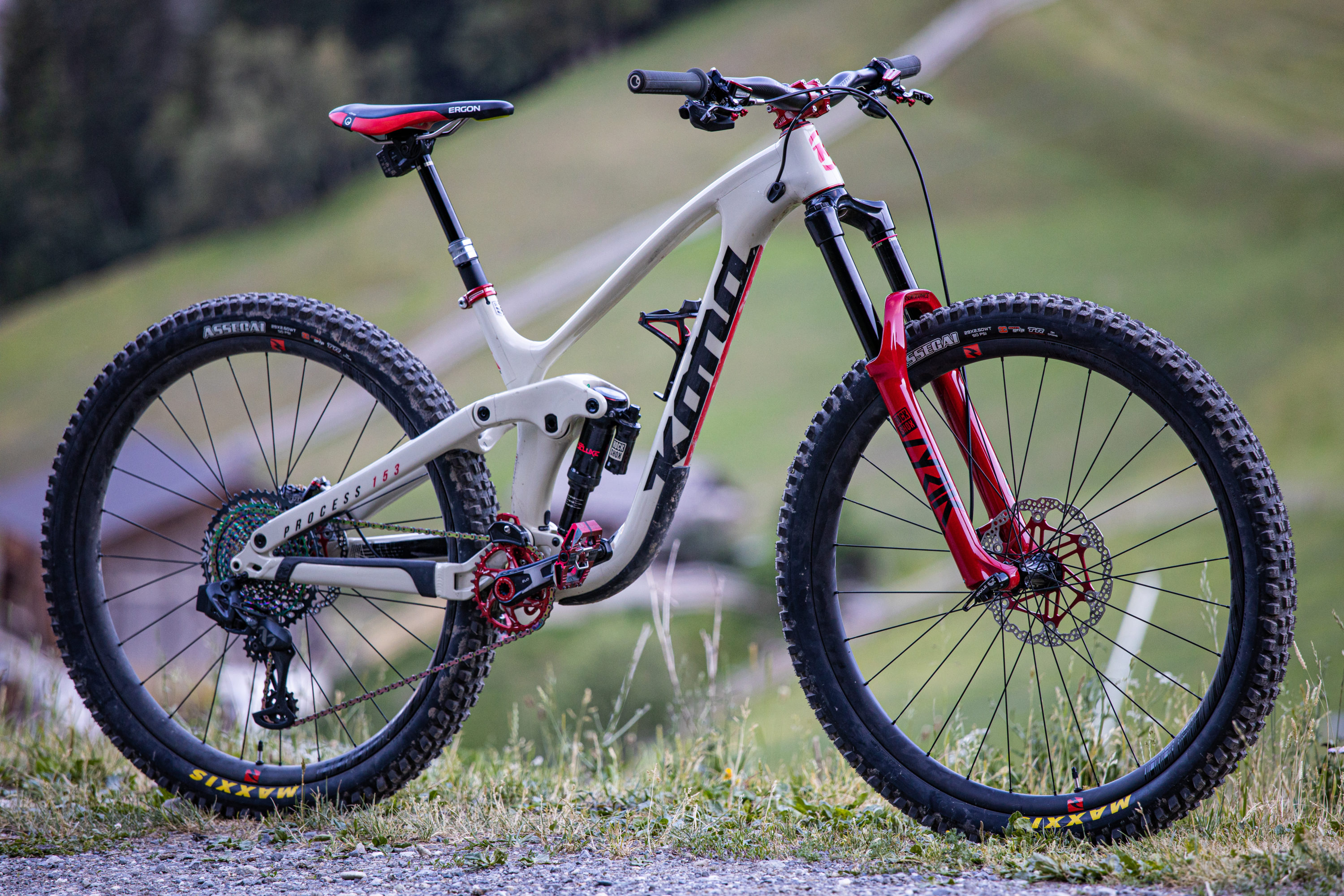 Kona Dream Builds:  Garry's Show Stopping Process