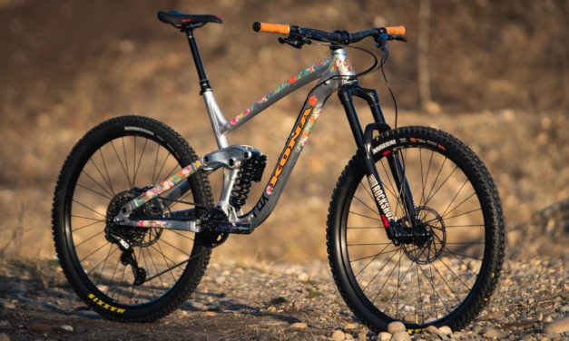 Kona Dream Builds: Jacob's Process 165 29 Franken-Party-Dream-Bike