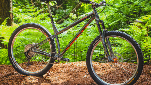 Kona Dream Builds: Bailey Mixes Old and New on this Honzo ST Birthday Bike