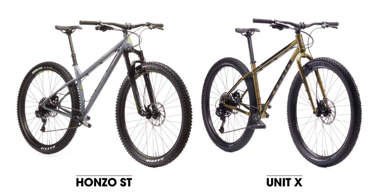 The Steel Hardtails Have Arrived
