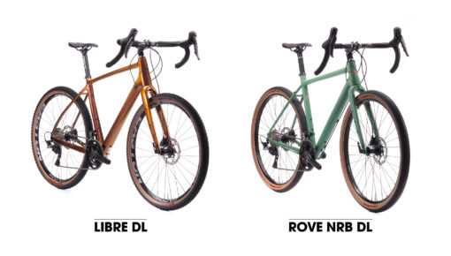 Go Deluxe! The Rove NRB DL and Libre DL Are Here!