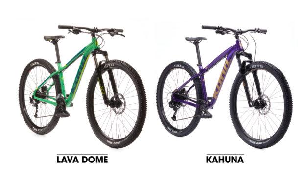 Introducing the 2020 Kona Hardtails!