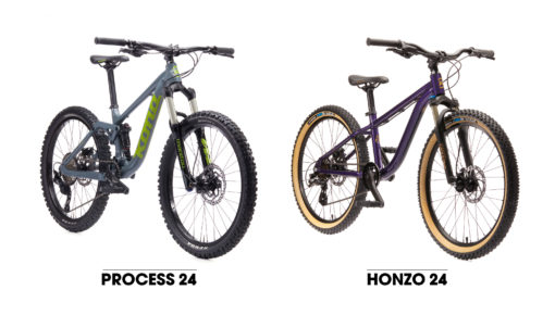 Kids: Get Ready to Rip with the Honzo 20, 24 and Process 24!