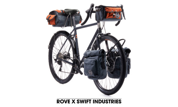 Introducing the Swift Rove, a Limited Edition Kona X Swift Industries Collaboration!