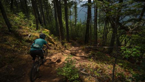 Hannah Bergemann Takes NAES and Squamish Enduro Podiums