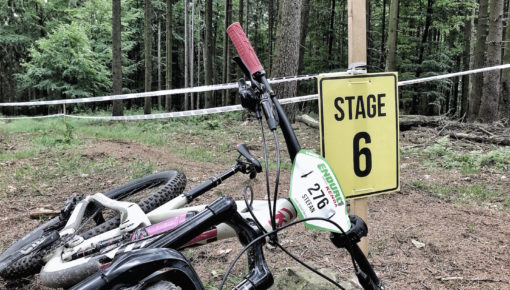 ENDURO ONE #2 – ROCK'N ROLL IN ROSSBACH